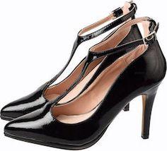 62109 ΛΟΥΣΤΡΙΝ ΓΟΒΕΣ MARIAMARE - ΜΑΥΡΟ Heels, Fashion, Heel, Moda, Fashion Styles, Shoes Heels, Fashion Illustrations, High Heel, High Heels