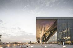 Qatar National Convention Centre - Arata Isozaki