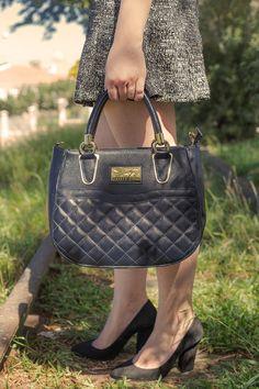 Bolsa feminina em couro. #bolsafeminina #bolsa #couro