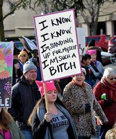Not her president.