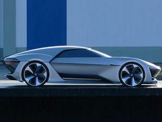 VW GT Ge Concept: Illustration | Bild 3 - autozeitung.de