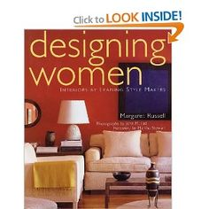 Amazon.com: Designing Women: Interiors By Leading Style-Makers (9781584790457): Margaret Russell: Books