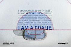 <3 my goalie