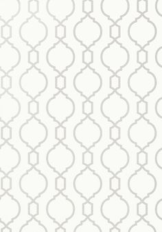 NISIDO BEAD, White, T11019, Collection Geometric Resource 2 from Thibaut