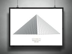 Gallery of Archiposters Feature Minimalist Representations of Contemporary…