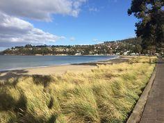 Kingston Beach, Tasmania.