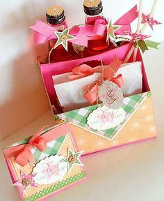 birthday treat-to-go box