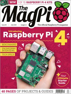 DAKboard: Create an interactive wall display from a monitor and Raspberry Pi — The MagPi magazine Electronics Projects, Diy Electronics, Aquafaba, Snacks For Work, Healthy Work Snacks, American Girl, Raspberry Pi Foundation, Raspberry Pi Computer, Take Me Away