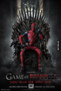 superhero marvel geek news was created for fun and to share our passion with other fans.It's entirely managed by volunteer fans superhero marvel movies. Deadpool 2016, Deadpool Art, Deadpool Funny, Deadpool And Spiderman, Deadpool Movie, Marvel Vs, Marvel Memes, Marvel Dc Comics, Deadpool Wallpaper