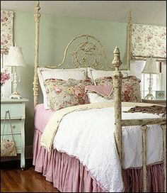 Shabby Chic Bedroom Ideas | ... bedroom design ideas shabby chic bedroom design can t be overlooked it