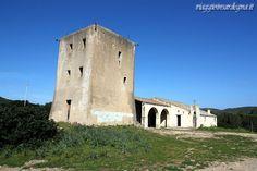 Teulada - torre Sant'Isidoro