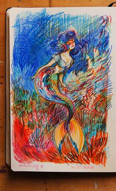 Mermay mermaid by https://madjsteie.deviantart.com on @DeviantArt
