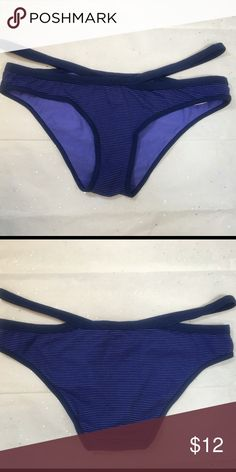 SEXY HIPHUGGER PANTY This is a Comfortable (95% Cotton) and sexy panty with two straps on each side.🎉 Victoria's Secret Intimates & Sleepwear Panties