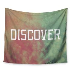 East Urban Home Discover by Rachel Burbee Wall Tapestry Size: