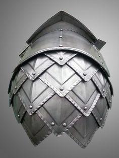 Dwalin's Regal Dwarf Armour Pair of Steel by IronWoodsShop Hobbit Cosplay, Cosplay Armor, Schulterpanzer Tattoo, Norse Tattoo, 3d Tattoos, Samoan Tattoo, Polynesian Tattoos, Viking Tattoos, Sleeve Tattoos