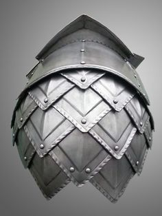 Dwalin's Regal Dwarf Armour Pair of Steel by IronWoodsShop
