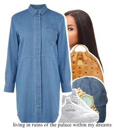 A fashion look from July 2015 featuring Warehouse dresses, MCM backpacks and Marc by Marc Jacobs watches. Browse and shop related looks. Lit Outfits, Dope Outfits, Summer Outfits, Casual Outfits, Fashion Outfits, Dope Fashion, Fashion Killa, Urban Fashion, Outfit Goals