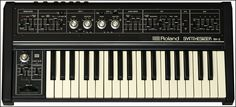 I love Roland Keyboards And Piano's