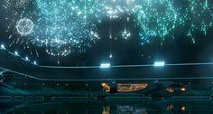TRON Fireworks - .work | GMUNK