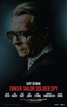 Directed by Tomas Alfredson. With Gary Oldman, Colin Firth, Tom Hardy, Mark Strong. In the bleak days of the Cold War, espionage veteran George Smiley (Gary Oldman) is forced from semi-retirement to uncover a Soviet Agent within Gary Oldman, I Movie, Style Movie, Colin Firth, Internet Movies, Movies Online, Tom Hardy, Movie Posters, Posters