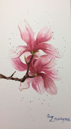 Blossom 13 by Jing Chen