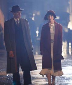 Jack & Phryne ~ Miss Fisher's Murder Mysteries