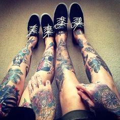 ¿Tienes o te gustaría tener un tatuaje? ¿Cuál y dónde?