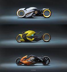 Motorcycle (Malaysia), O YOOONG on ArtStation at www. Futuristic Motorcycle, Futuristic Cars, Futuristic Vehicles, Futuristic Technology, Futuristic Design, Concept Motorcycles, Cool Motorcycles, Kawasaki Motorcycles, Triumph Motorcycles