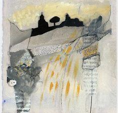abstract landscape - artist??
