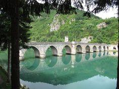 Most Mehmed-paše Sokolovića, Višegrad, Bosna i Hercegovina 1