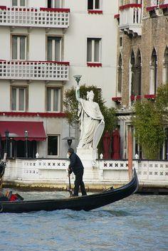 ~Venice, Italy - Along the Canal Grande~