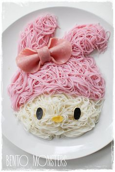 My melody by bentomonsters, via Flickr