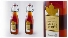 maple syrup labels - Google Search