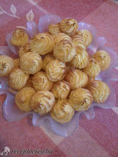 Hercegnő burgonya Cereal, Garlic, Vegetables, Breakfast, Food, Morning Coffee, Essen, Vegetable Recipes, Meals