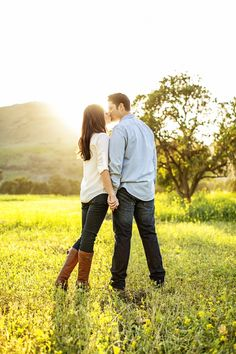 Beautiful setting for engagement pictures!