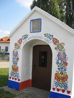 Kroje z Podluží | České a moravské kroje/ Czech and Moravian ...
