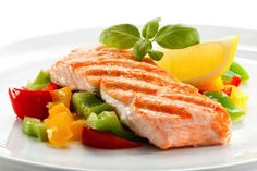 Fish Is Good for Aging Brain - Eating baked or broiled fish at least once a week may preserve parts of the brain that are hit hard by aging.