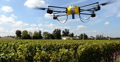 """""""Drone gap? US may have one in farming, say experts"""" Via @cnbcpins and #Aon experts Tami Griffin & Peter Schmitz"""