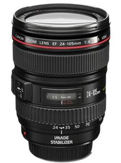 Canon EF 24 - 105 mm f/4.0 L IS USM