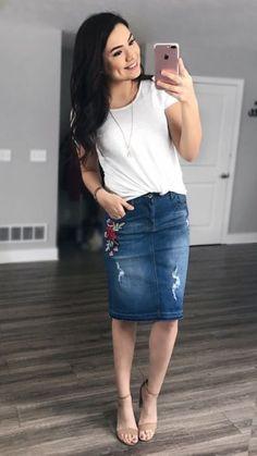 Ideas de Faldas para ti- http://estaesmimoda.com/ideas-de-faldas-para-ti-41/ #estaesmimoda #faldas