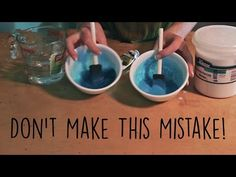 HOW TO: Make Fluid Acrylic Paints -- Artful Magazine Submission Oct 2016 - YouTube