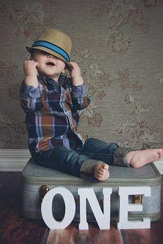 cute birthday ideas for 1 year old boy