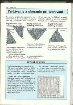 Pletenie - základy