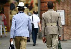 Tommy Ton's Street Style: Pitti Uomo: Style: GQ