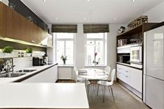 Tips for Creating the Perfect Kitchen – lighting – materials