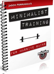 Minimalist Training: this may be my favorite training manual ever.