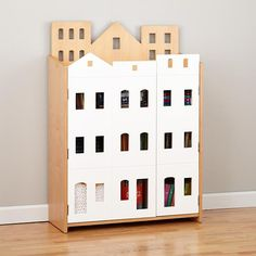 Bookcase Brownstone | Land of Nod