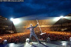 I was there!!! Live Review: BON JOVI - CARDIFF CITY STADIUM, CARDIFF — Bon Jovi