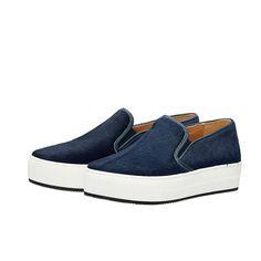 HELEN 1 PONY !! Τα δίπατα slip-on sneakers. Fashion trend της εποχής !! Spring 2015, Footwear, Slip On, Sneakers, Happy, Shoes, Women, Fashion, Trainers