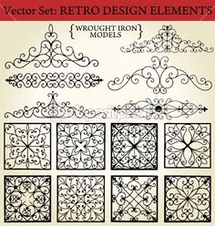 Wrought iron design ideas